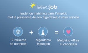 Meteojob matching
